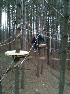 Lake Geneva Canopy Tours - High Ropes Course
