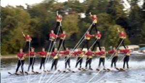 lauderdale lakes aqua skiers