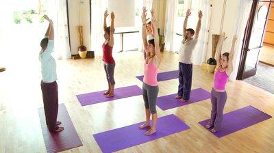 stock yoga
