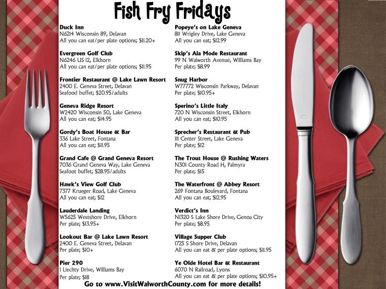 Fish Fry Fridays Final