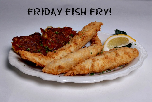 Fish fry fridays 2015 march 20 for Best fish fry in wisconsin