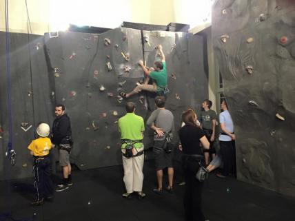 climbing 2015