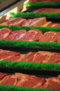 steak case