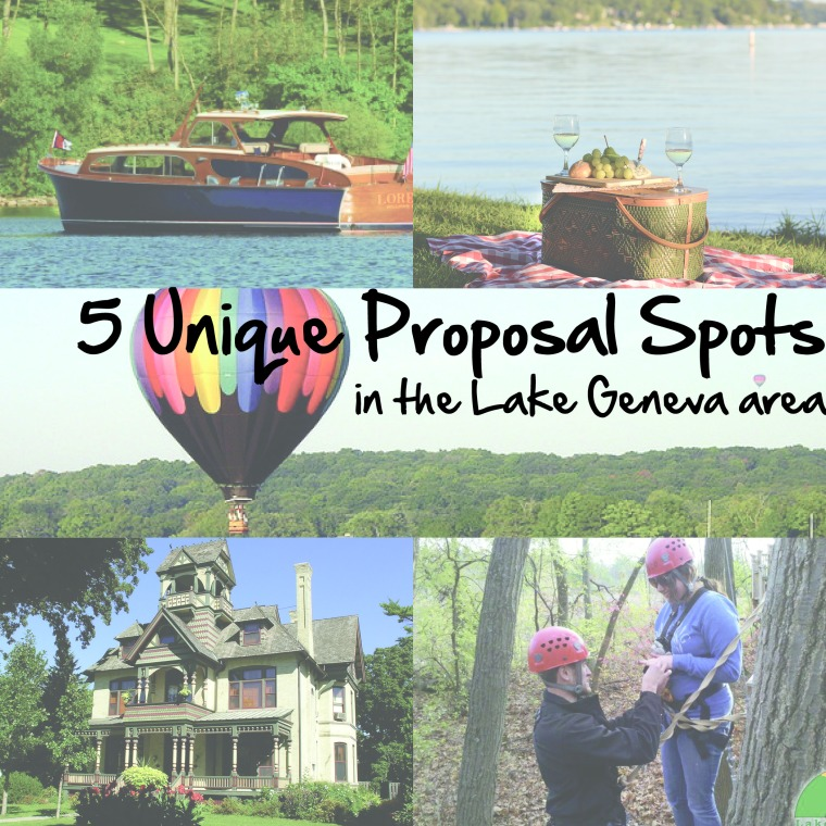 5 Unique Proposals
