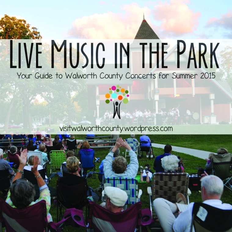 concerts in the park 2015