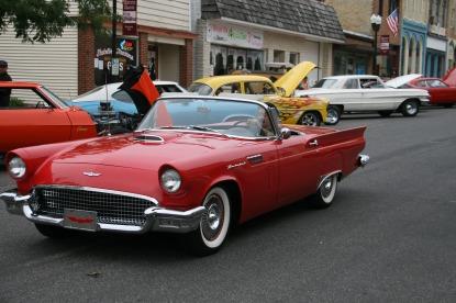 Sharon Car Show 2