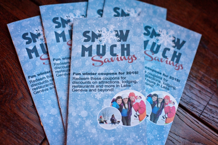 Snow Much Savings in Walworth County