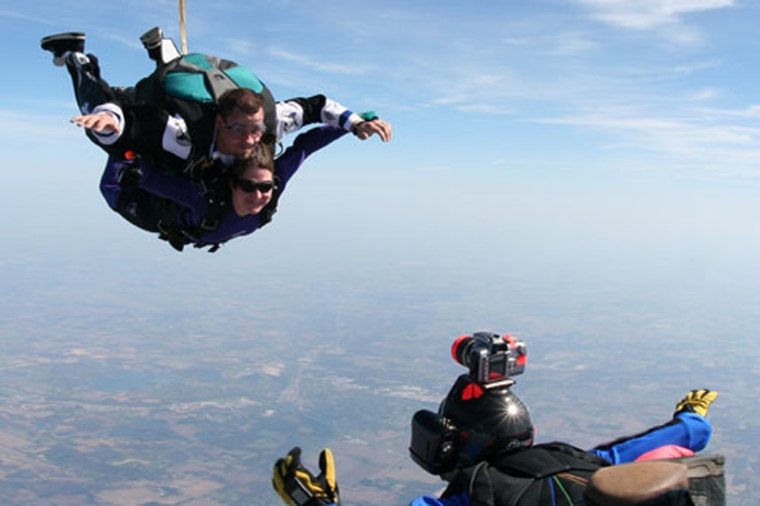 Skydive Milwaukee