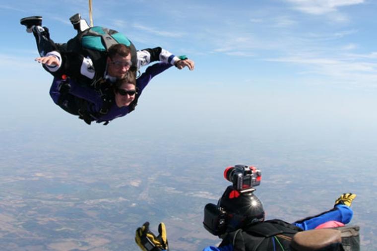 Skydive Milwaukee
