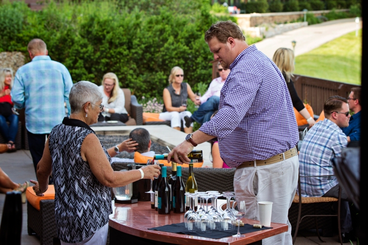 Wine specialists will guide you through the taste testing of selected wines at Grand Geneva's Night on the Vine.