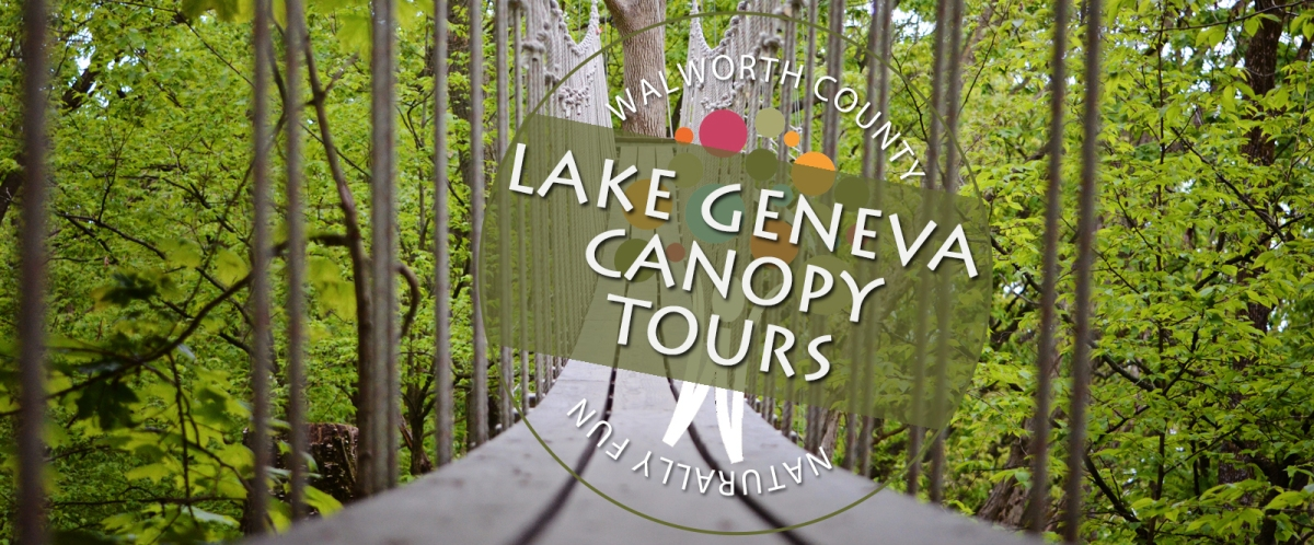 Getting Your Adrenaline Rush On At Lake Geneva Canopy Tours
