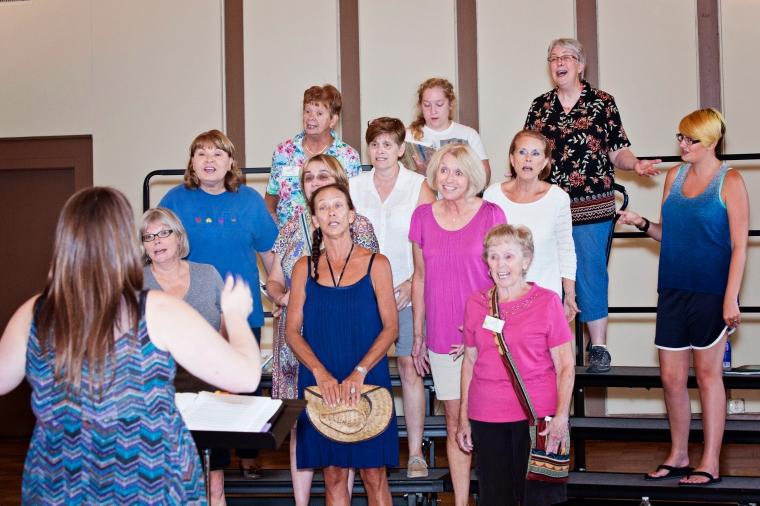 Spirit of the Lakes Chorus in Lake Geneva, WI.