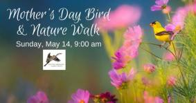 ET Price Park Mother's Day nature walk