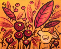 Studio Winery_Little Bird Painting