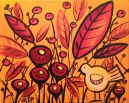 Studio Winery_Little Bird Painting