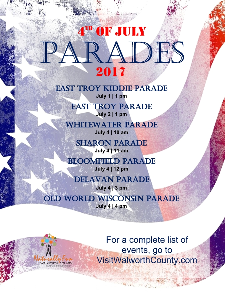 4th Of July Parades