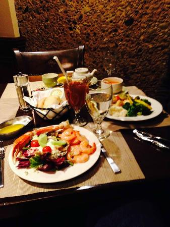 Grand Geneva_food 2