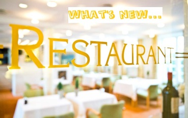 Restaurant_what's new
