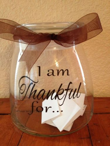 Thanksgiving_thankful jar
