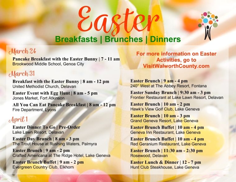 Easter Brunches Graphic1
