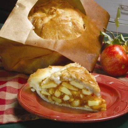 Elegant Farmer - apple pie in a bag