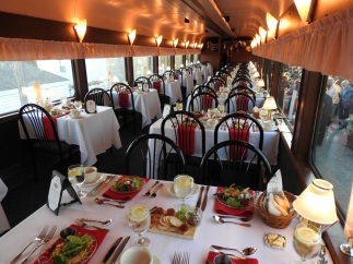 ETERR dinner train