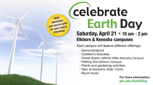 GTC - Celebrate Earth Day 2018