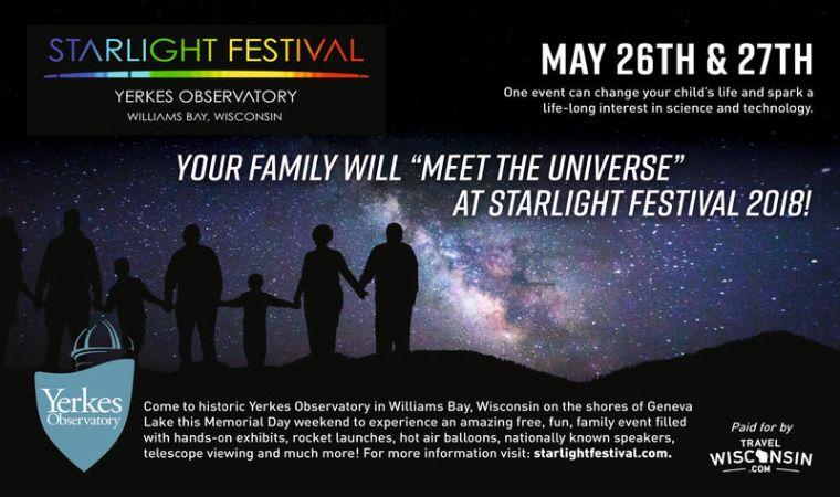 StarLight Festival - Yerkes