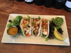 Lobster Tacos - Barrique Bristro & Wine Bar