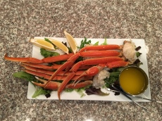 Snow Crab Legs - Barrique Bistro & Wine Bar