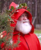 Old World Wisconsin Santa