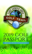 WCVB Golf Passport Cover