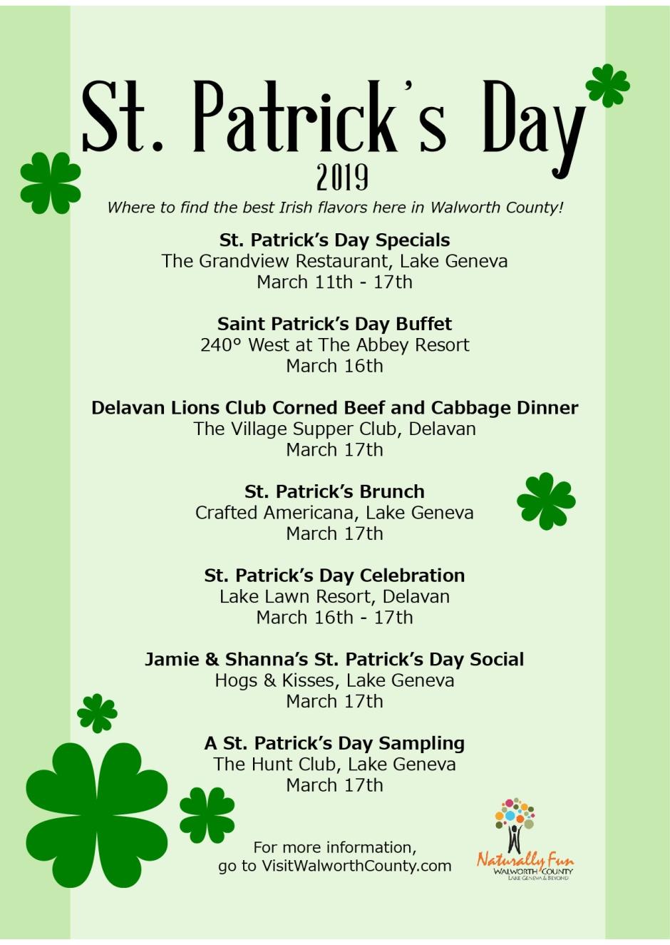 7dade0fba Tag: St. Patrick's Day
