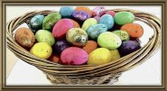 Easter Dusting