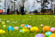 Easter Egg Hunt Timber Ridge