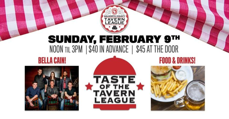 Taste of the Tavern League 2