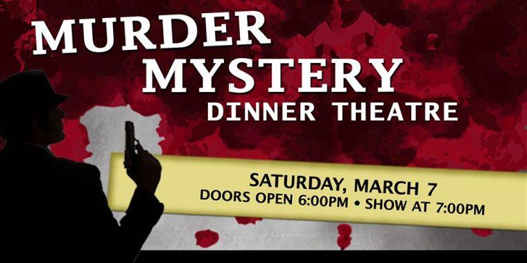 Murder Mystery Dinner 2